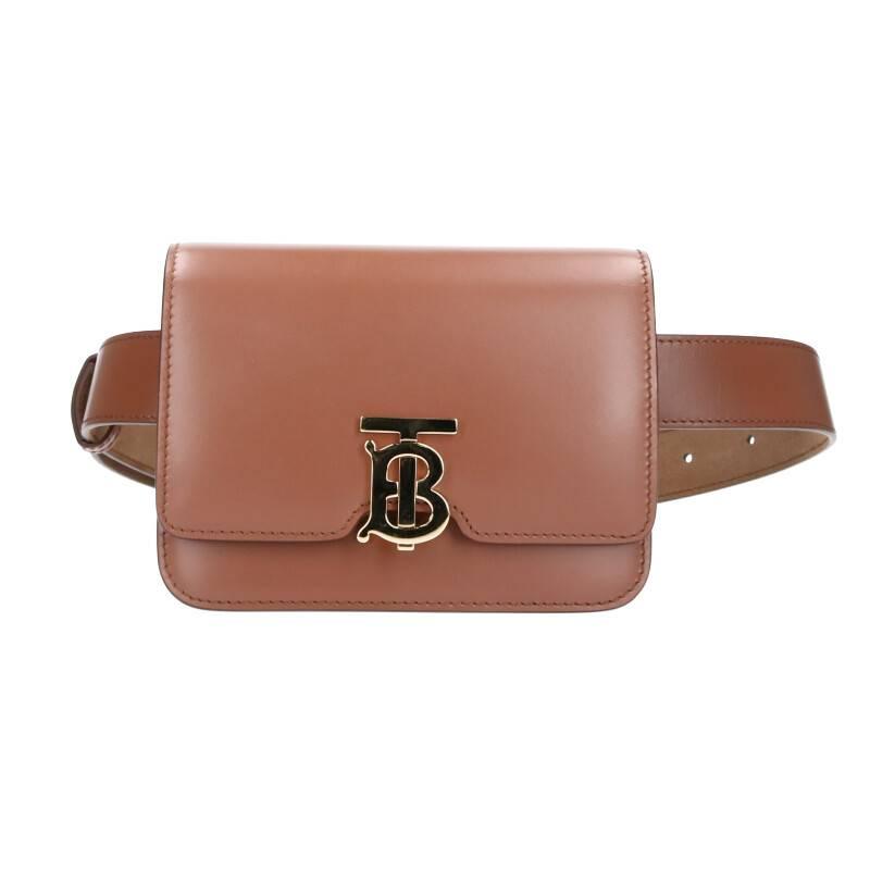 バーバリー BURBERRY 8012205 ベルテッドレザーTBボディーバッグ