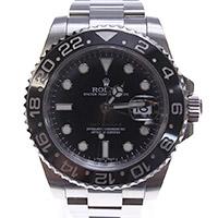 GMTマスター 116710LN 黒文字盤