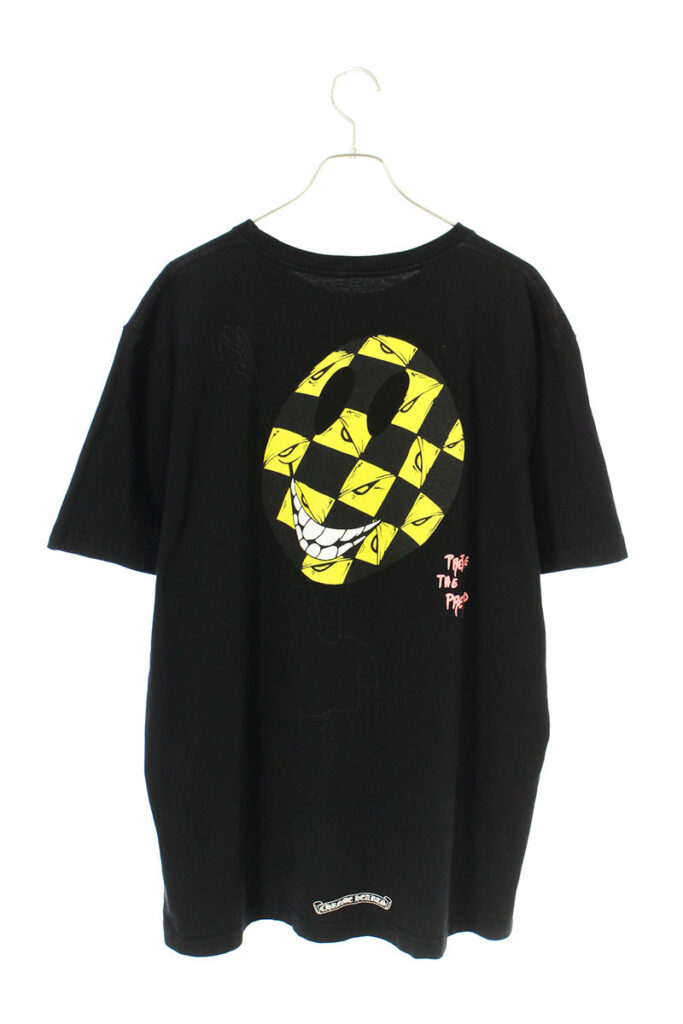 クロムハーツ Chrome Hearts PPO Pretense T-SHRT マティーボーイ バックプリント Tシャツ