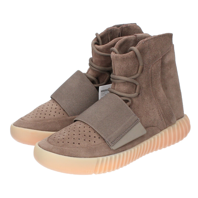 アディダス adidas カニエ・ウエスト Kanye West イージー ブースト 750 ライトブラウン YEEZY BOOST 750 LIGHT BROWN 【BY2456】