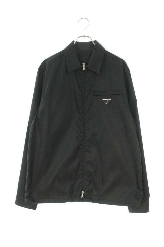 プラダ PRADA SC502 ナイロンギャバジン ジャケット